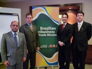 Brazil Agrifood Mission SG1